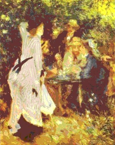 In the Garden (1875)