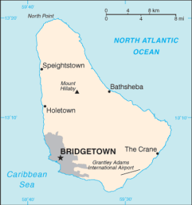 Barbados-CIA_WFB_Map